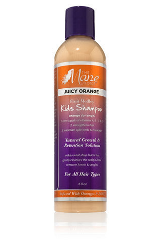 The Mane Choice Juicy Orange Fruit Medley KIDS Shampoo 8oz