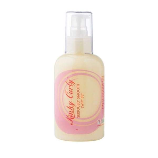Kinky-Curly Seriously Smooth Swift Set Lotion 6oz