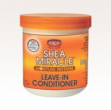 African Pride Shea Butter Miracle Moisture Intense Leave-In Conditioner 15oz
