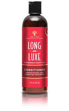 As I Am Long and Luxe Conditioner 12oz