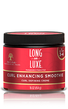 As I Am Long and Luxe Curl Enhancing Smoothie 16oz