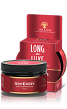 As I Am Long and Luxe GroEdges 4oz