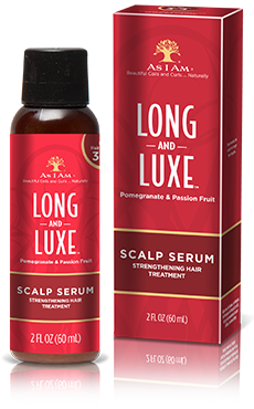 As I Am Long and Luxe Scalp Serum 2oz