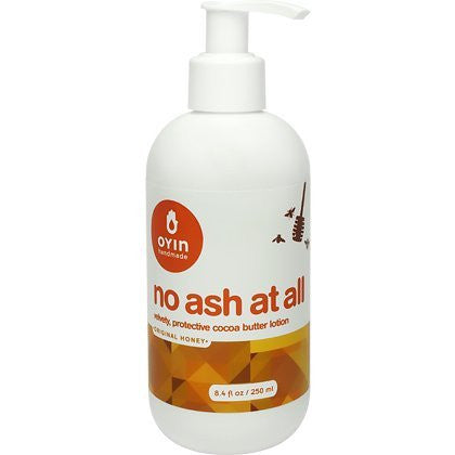 Oyin Handmade No Ash At All Cocoa Butter Lotion 8oz