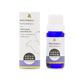 Aqua Oleum Patchouli 100% Pure Essential Oil 10ml