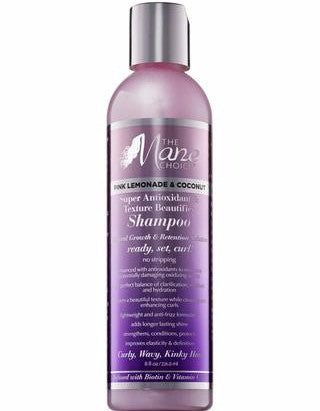 The Mane Choice Pink Lemonade & Coconut Shampoo 8oz