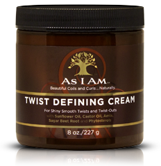 As I Am Long and Luxe GroYogurt 8oz