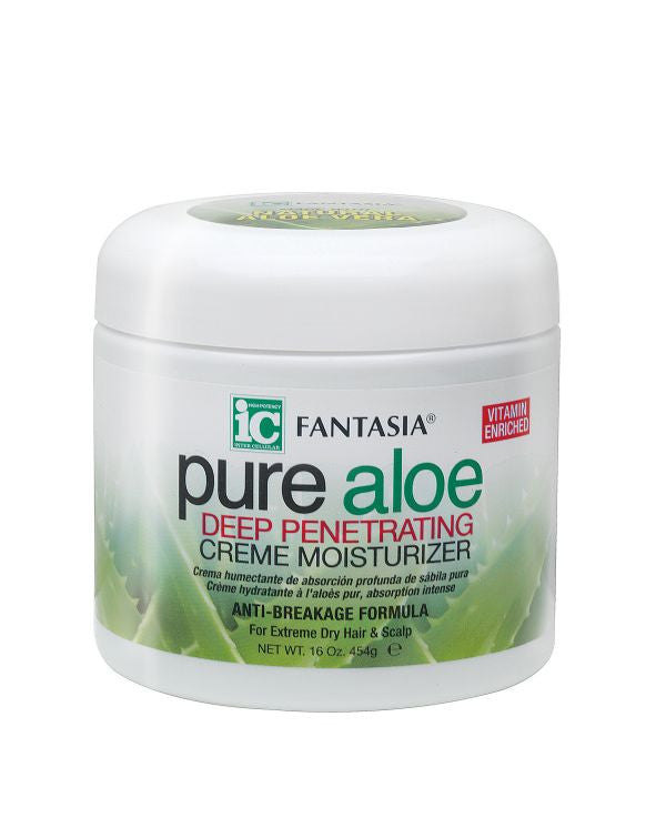 Fantasia IC PURE ALOE DEEP PENETRATING CREME 16 oz