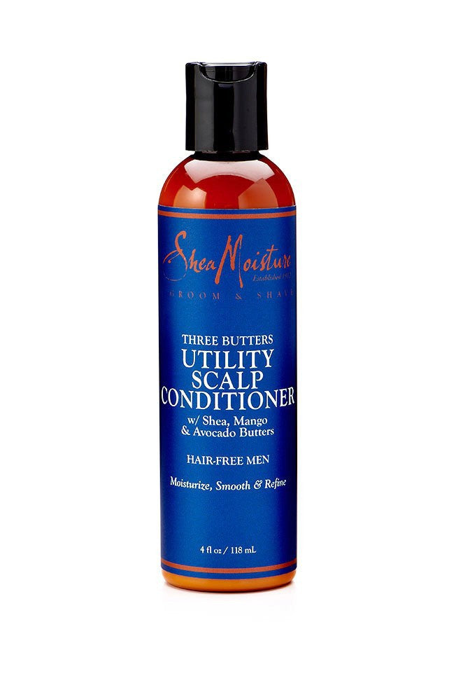 SheaMOisture Three Butters Utility Scalp Conditioner