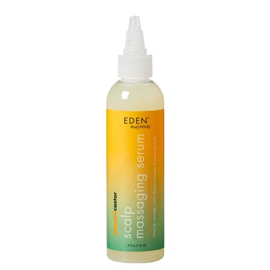 Eden BodyWorks Papaya Castor Scalp Massaging Serum 2oz