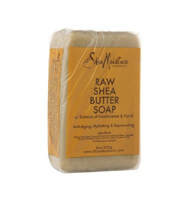 SheaMoisture Raw Shea Butter Soap 8oz