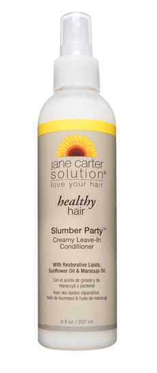 Jane Carter Solution Slumber Party Creamy Leave-In Conditioner 8 oz