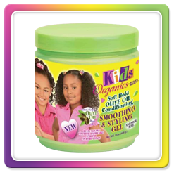 Kids Organics by Africa's Best Smoothing And Styling Gel