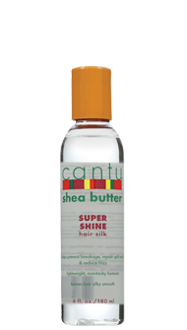 Cantu Shea Butter Super Sine Hair Silk 6oz