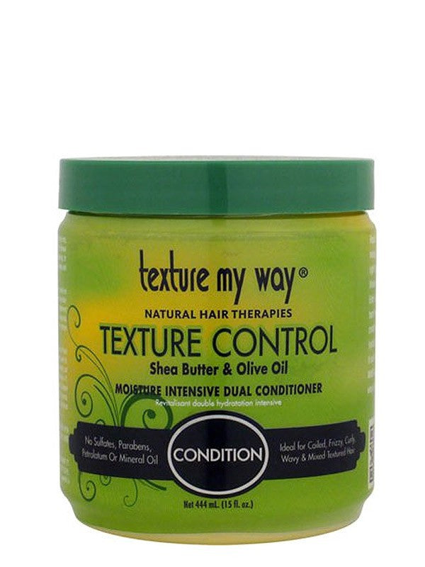 Texture My Way Texture Control Moisture Intensive Dual Conditioner 15oz