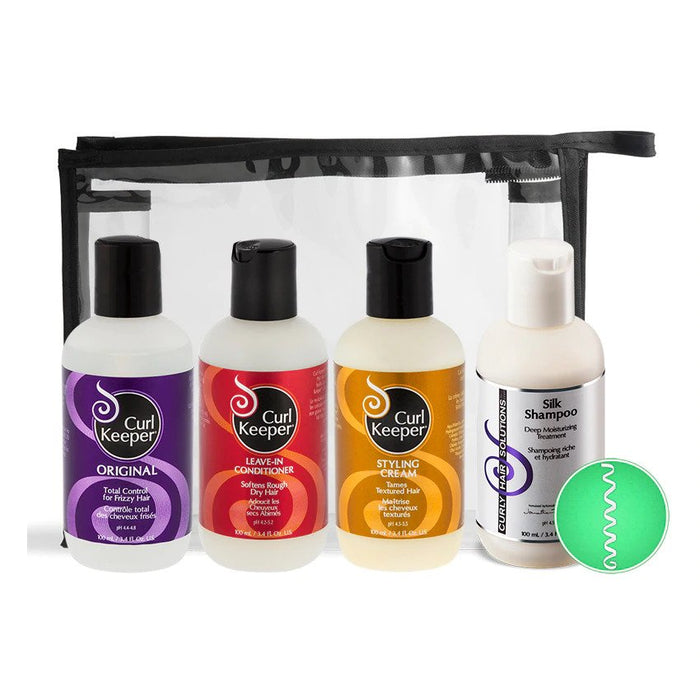 Curly Hair Solutions Curl Keeper TIGHT Curl Kit