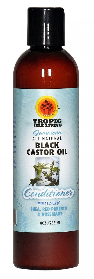 Tropic Isle Living Jamaican Black Castor Oil Conditioner 8oz
