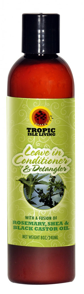 Tropic Isle Living Jamaican Black Castor Oil Leave In & Detangler 8oz