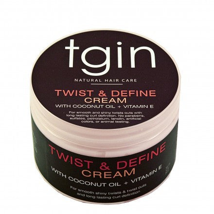 tgin Twist and Define Cream