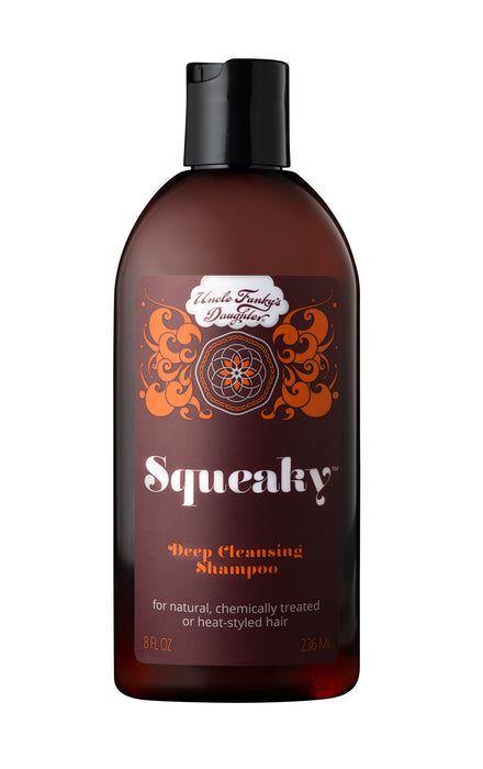 Uncle Funky's Daughter Squeaky Deep Cleansing Shampoo 8oz
