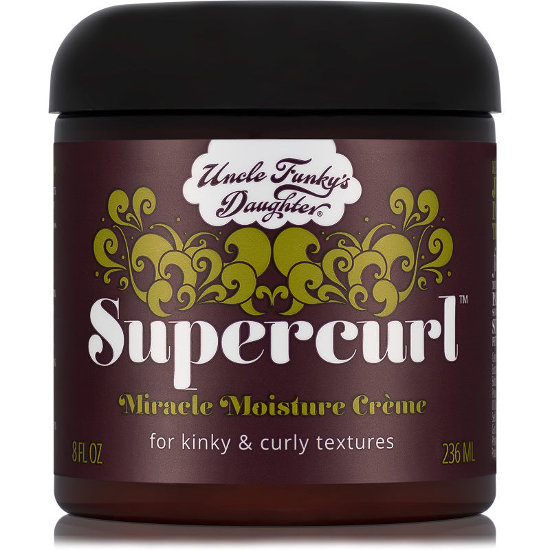 Uncle Funky's Daughter Supercurl Miracle Moisture Creme 6oz