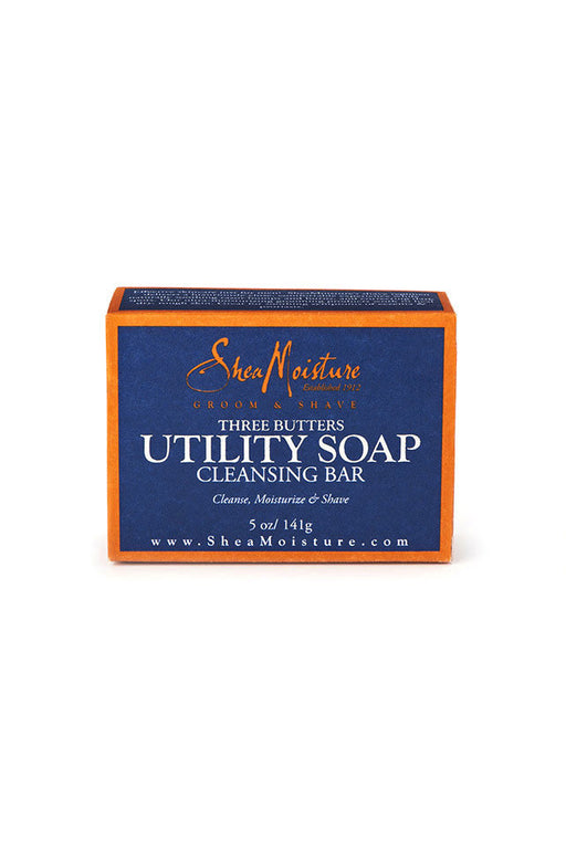 SheaMoisture for Men Three Butters Utility Soap