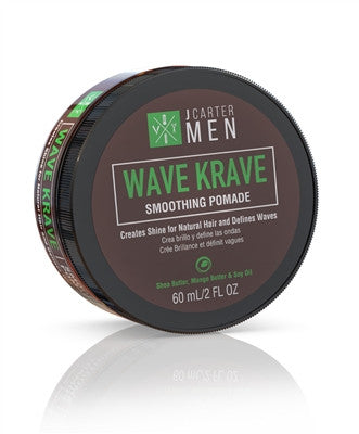 J Carter Men Wave Krave Smoothing Pomade 2oz