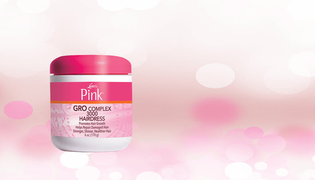 Lusters Pink® Gro Complex 3000 Hairdress