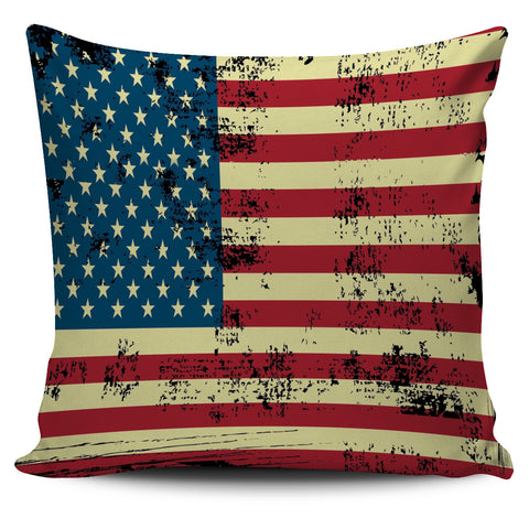 NP American Flag Pillowcase