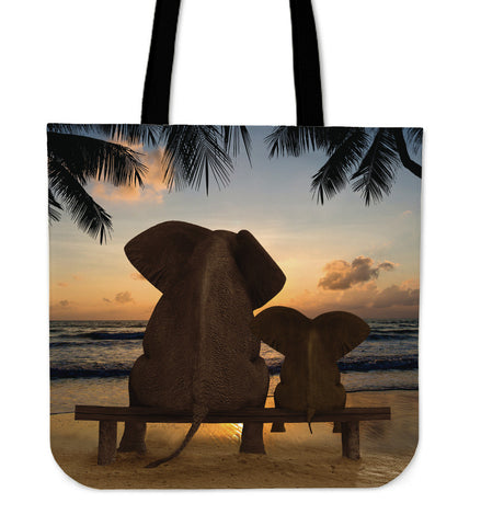 Elephant Dream Big Totebag