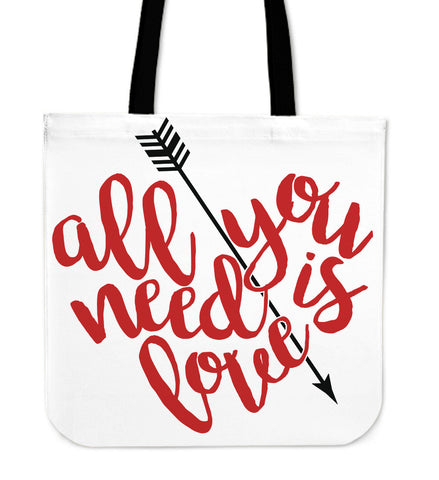 All You Need Is Love Totebag