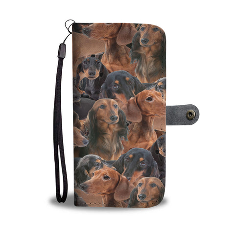 Dachshund - Wallet/Phone Case