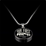First Mother's Day Necklace