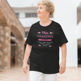 This Grandma Belongs Too Tee