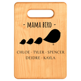 Mama Bird Cutting Board