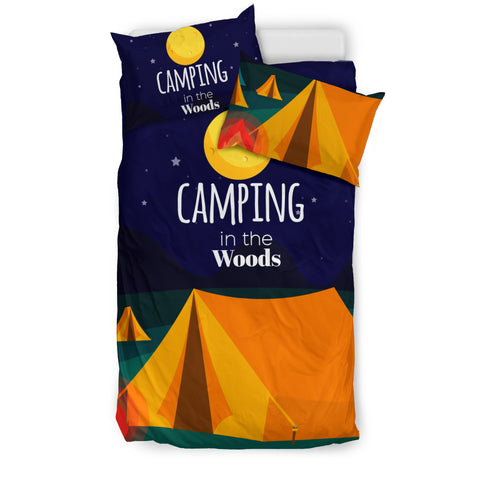 Camping Bedding Set Black