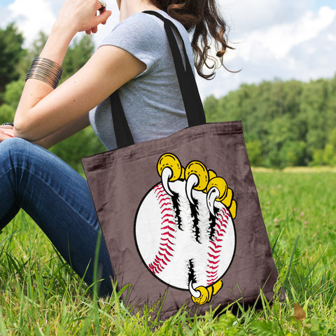 Baseball Talon Tote Bag