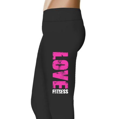 LOVE Fitness - Women's Ukiyo™ Leggings - Full Length