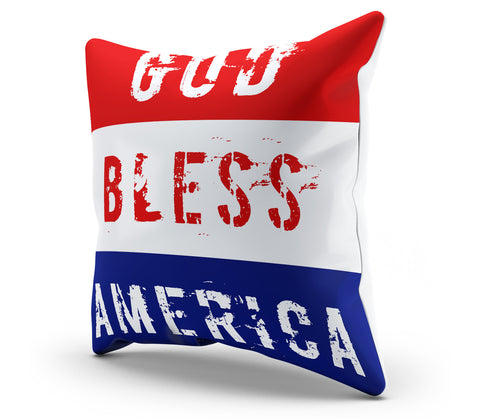 America Patriotic Pillowcase