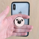 Pug Life - 5 Pack -Pop-Up Grip