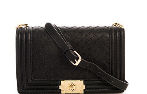 ELEGANT BLACK PURSE