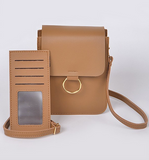 CAMEL CIRCLE CROSSBODY