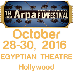 2015 Arpa International Film Festival Interviews Director Kenneth Eng