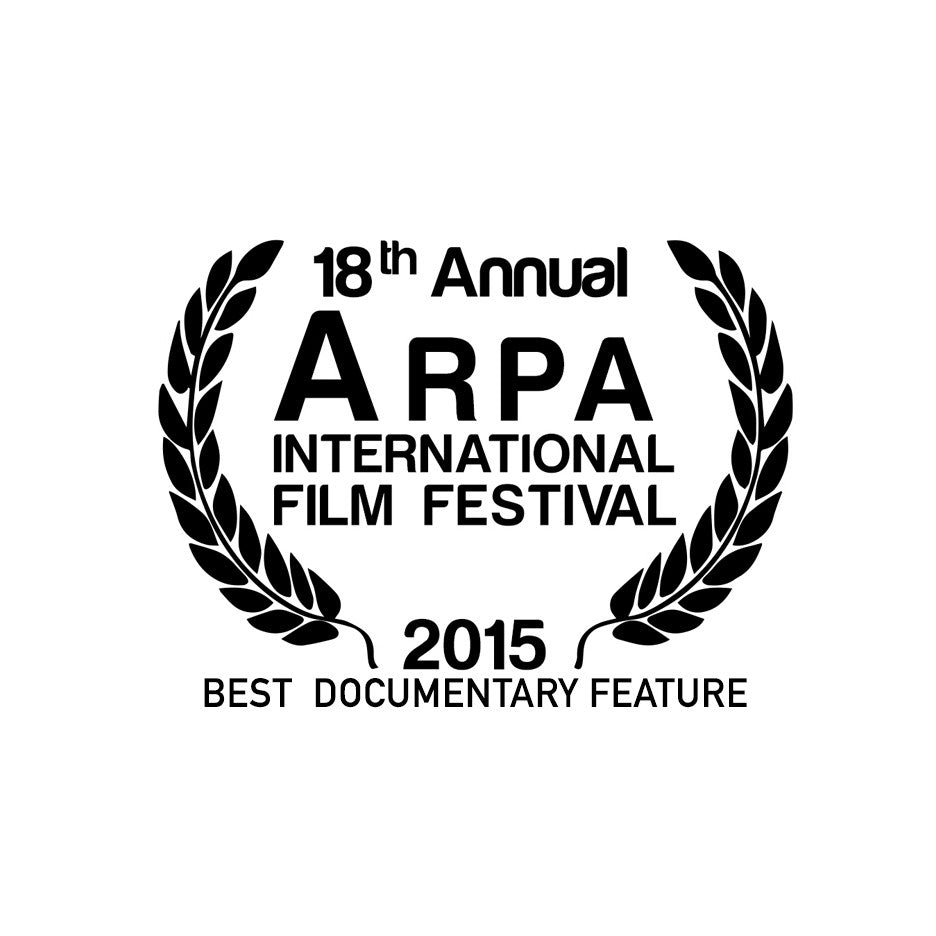 My Life In China wins Best Documentary Feature at the 2015 Arpa International Film Festival!!!!