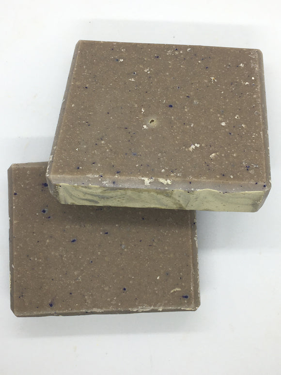 Lavender Oregano Soap