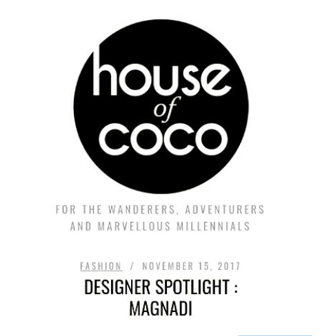 MAGNADI in HOUSE of COCO !