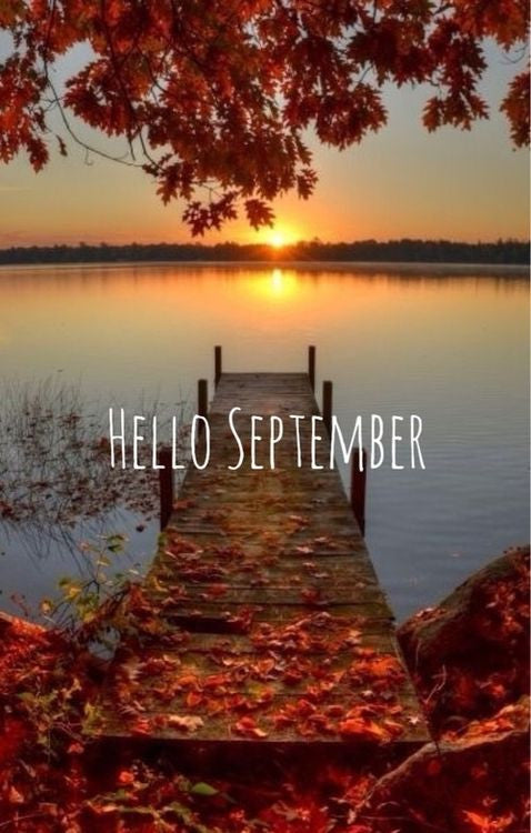 Goodbye Summer Hello Fall