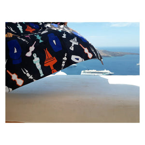 Figurines - Digital Printed TWILL SILK SCARF