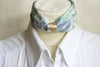 silk choker pocket square silk scarf made in greece magnadi scarves