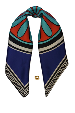 magnadi scarves greek silk digital printed made in greece